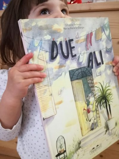 Due ali…lettura + laboratorio