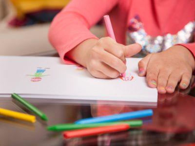 Corso di disegno per bambini da 6 a 9 anni