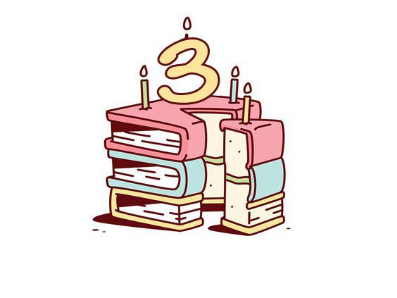 3° compleanno della Libreria