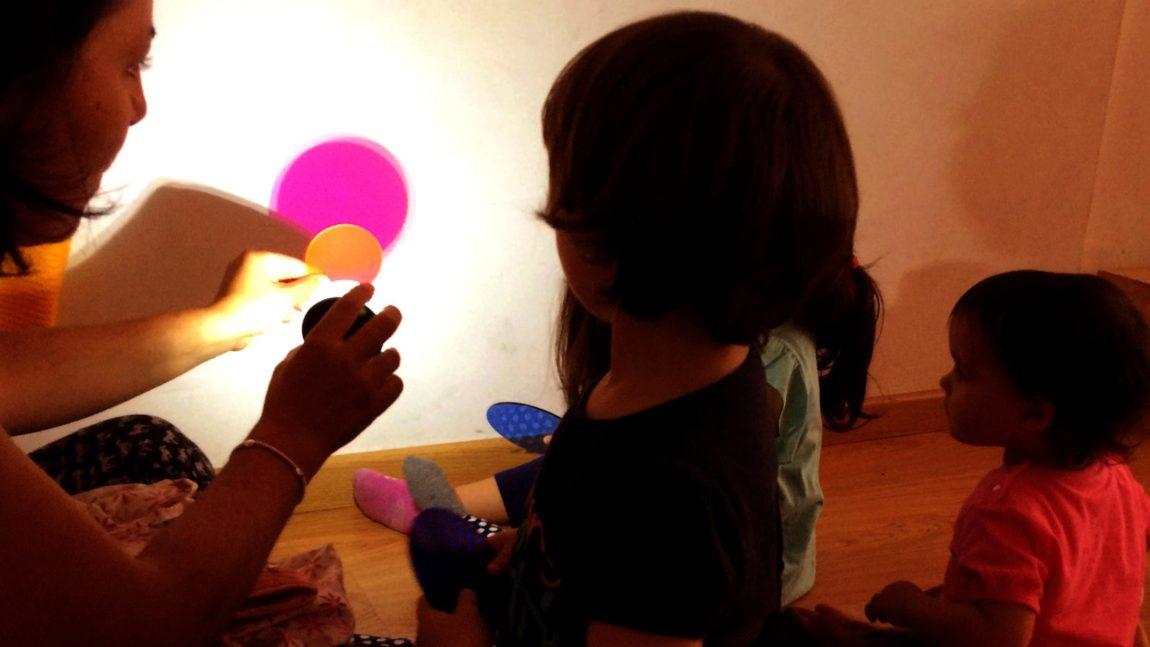 Laboratori per Bambini sul tema della Scienza e della Fotografia